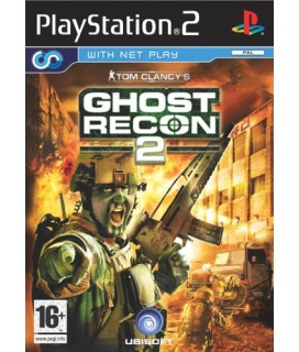 Tom Clancy's Ghost Recon 2 PS2 GAMES Used-Μεταχειρισμένο