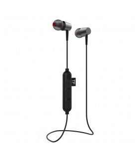 Bluetooth earphones Yookie K334 χρώμα Μαύρο