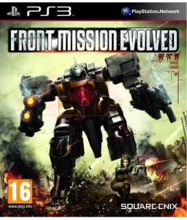 Front Mission Evolved PS3 GAMES Used-Μεταχειρισμένο