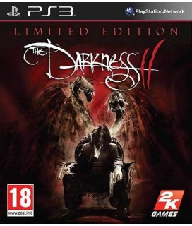 The Darkness II Limited Edition - PS3 GAMES Used-Μεταχειρισμένο