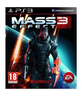 Mass Effect 3 PS3 GAMES Used-Μεταχειρισμένο