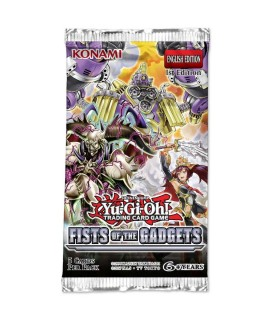 YU-GI-OH!: FIST OF THE GADGETS BOOSTER DISPLAY ΦΑΚΕΛΑΚΙ
