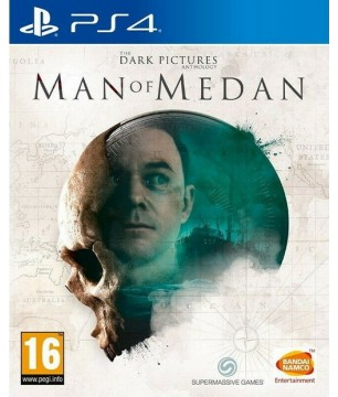 The Dark Pictures: Man of Medan PS4 GAMES