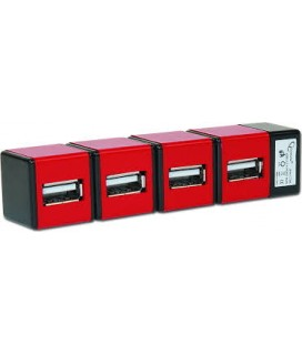 GEMBIRD USB HUB 4 PORT GM-CT05