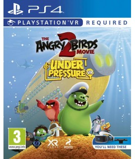 Angry Birds The Movie 2 VR PS4 GAMES