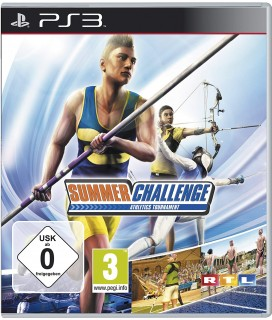 Summer Challenge Athletics Tournament PS3 GAMES Used-Μεταχειρισμένο