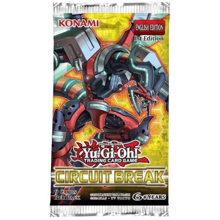 Yu-Gi-Oh! Circuit Break Booster Φακελάκι