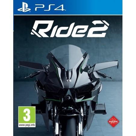 Ride 2 PS4 GAMES Used-Μεταχειρισμένο