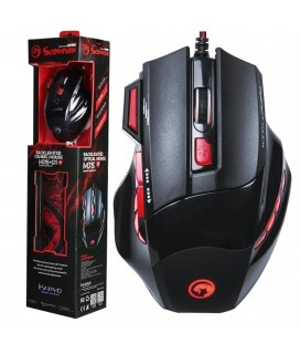 Mouse & Mouse Pad MARVO SCORPION M315 + G1