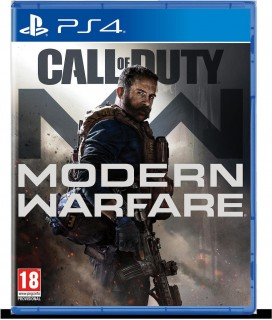 CALL OF DUTY MODERN WARFARE - PS4 GAME Used-Μεταχειρισμένο