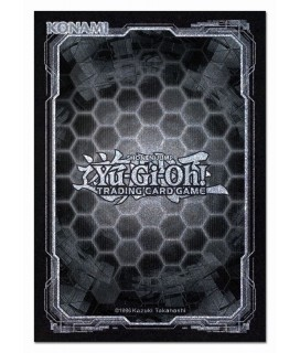 YU-GI-OH!: DARK HEX CARD SLEEVES 50-CT ΘΉΚΕΣ