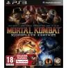 Mortal Kombat (Komplete Edition) PS3 GAMES Used-Μεταχειρισμένο