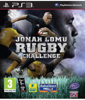 Jonah Lomu Rugby Challenge (PS3 GAMES) Used-Μεταχειρισμένο