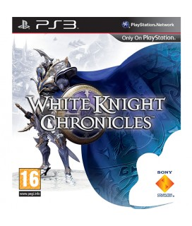 White Knight Chronicles PS3 GAMES Used-Μεταχειρισμένο