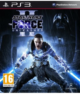 Star Wars The Force Unleashed II PS3 GAMES Used-Μεταχειρισμένο