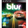 Blur PS3 GAMES Used-Μεταχειρισμένο