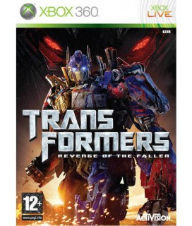 Transformers: Revenge of the Fallen Xbox 360 Used-Μεταχειρισμένο