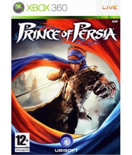 Prince of Persia The Forgotten Sands XBOX 360 Used-Μεταχειρισμένο
