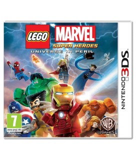 Lego Marvel Super Heroes 3DS GAMES