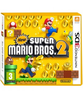 New Super Mario Bros 2 3DS GAMES