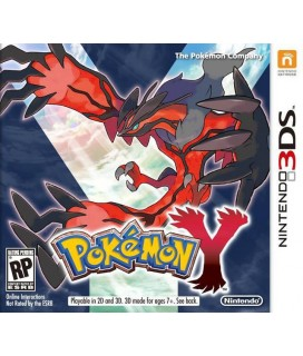 POKEMON Y - 3DS / 2DS GAME