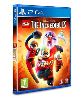 LEGO The Incredibles PS4 GAMES