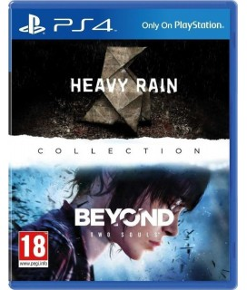 Heavy Rain & Beyond Two Souls Collection PS4 GAMES