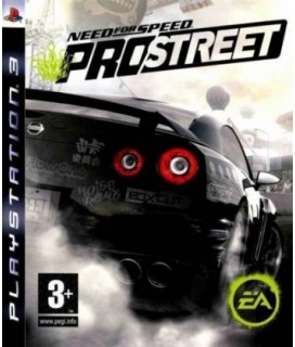 Need For Speed ProStreet PS3 GAMES