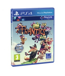 Frantics (A PlayLink Game) - Ελληνικό PS4 GAMES