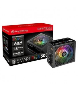 Τροφοδοτικό (PSU) Thermaltake Smart RGB 500W (PS-SPR-0500NHSAWE-1)