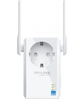 TP-LINK TL-WA860RE 300MBPS WIRELESS N WALL PLUGGED RANGE EXTENDER
