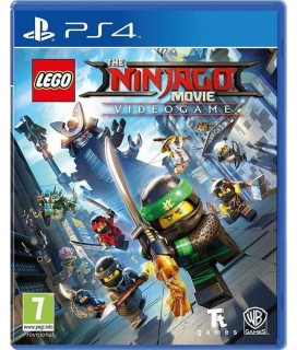 The LEGO Ninjago Movie Video Game PS4 GAMES
