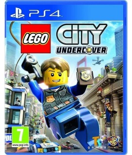 LEGO City Undercover PS4 GAMES