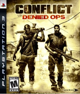 Conflict: Denied Ops PS3 GAMES Used-Μεταχειρισμένο