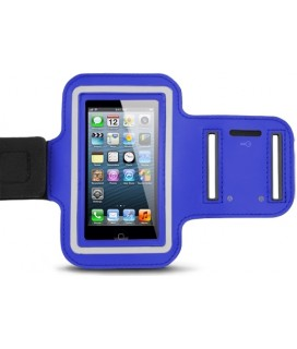 ESPERANZA EMA122B-L UNIVERSAL SPORT ARMBAND CASE FOR SMARTPHONES LARGE BLUE Large (130 mm x 68.5 mm)