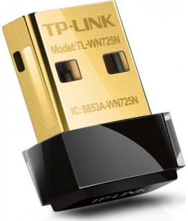 TP-LINK TL-WN725N 150Mbps wireless N Nano USB adapter V3.0