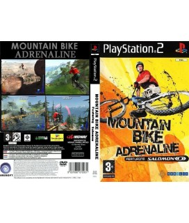 MOUNTAIN BIKE ADRENALINE - PS2 Used-Μεταχειρισμένο
