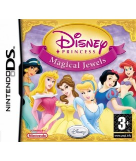 Disney Princess: Magical Jewels NINTENDO DS GAMES Used-Μεταχειρισμένο