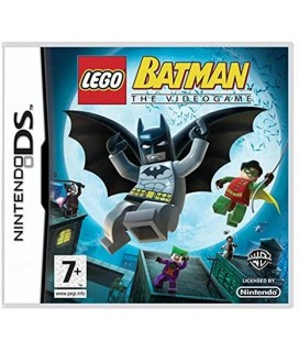 Lego Batman the videogame DS GAMES Used-Μεταχειρισμένο