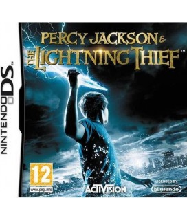 Percy Jackson & The Lightning Thief DS GAMES Μεταχειρισμένο-Used