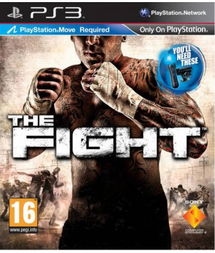 The Fight PS3 GAMES Used-Μεταχειρισμένο (Move Required)