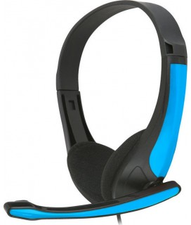 Freestyle HI-FI Stereo Headset+ Μικρόφωνο FH4088 Μπλε