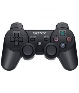 Sony Wireless DUAL SHOCK 3 PS3 and Sixaxis BLACK USED