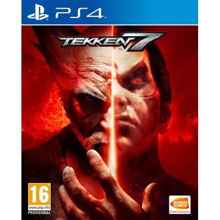Tekken 7 PS4 GAMES Used-Μεταχειρισμένο