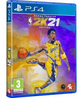 NBA 2K21 Mamba Forever Edition PS4 GAMES