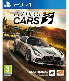 Project Cars 3 PS4 GAMES