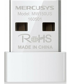Mercusys MW150US V2,1 USB WIFI Nano