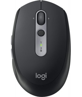 Logitech mouse Wireless optical M590 USB/Bluetooth Graphite(910-005197)