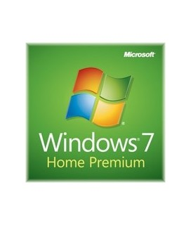 MICROSOFT Windows Home Premium 7, 64-bit, English, DSP