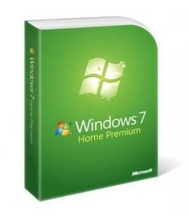 MICROSOFT Windows Home Premium 7, 32-bit, Greek, DSP